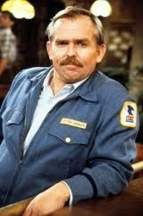 John Ratzenberger as Cliff Clavin on Cheers