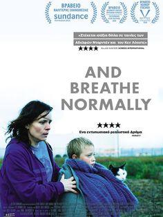 مشاهدة و تحميل فيلم And Breathe Normally 2018 مترجم عربي New Movies Movies Movie Releases