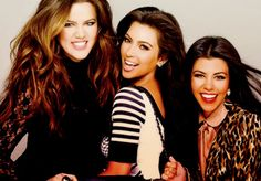 Embarrassing but yes, I am addicted to the Kardashians and all the drama they create.