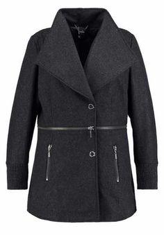 Adia Arigo De Paño Clásico Grey Melange abrigos y chaquetas Paño Melange Grey clásico Arigo Adia Noe.Moda