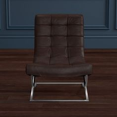 James Nickel ; Leather Chair #williamssonoma/prefer the distressed Ivory