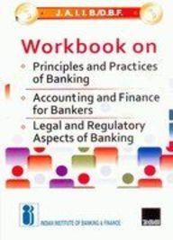 JAIIB/DBF Workbook Accounting And Finance, Knowledge, Books, Livros, Consciousness, Book, Livres, Libros, Libri