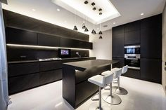 Apartamento vanguardista / Geometrix Design, Moscú http://www.arquitexs.com/2014/12/apartamento-vanguardista-geometrix-Design-Moscu.html