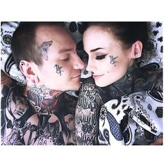Monami and her husband