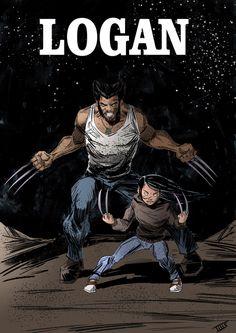 Logan...2 by IttoOgamy on @DeviantArt