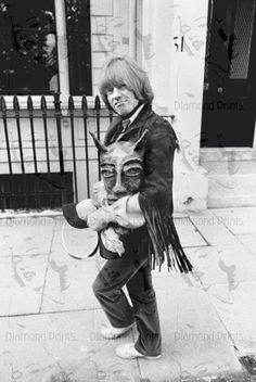 rare rolling stones picture | Cool RARE Brian Jones Rolling Stones 60s Photo Picture Poster