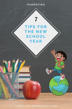 Tips to help parents and their kids this new school year.