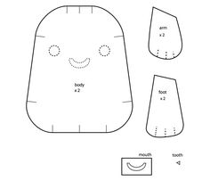 adipose-plush-pattern