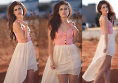 gonna try to make this with a black top and some chiffon I have.
