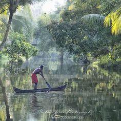 Backwaters - Kerala | India