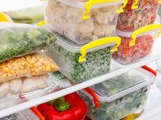 In deinem Tiefkühlfach finden sich nur Eiscreme, Pizza und Fischstäbchen? Räum die mal lieber schnell beiseite und mach Platz für folgende