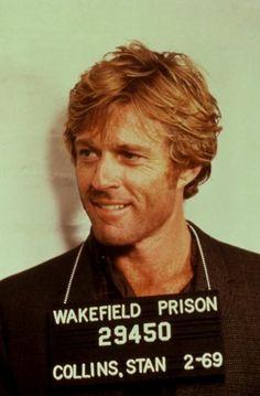 Robert Redford in Brubaker directed by Stuart Rosenberg, 1980