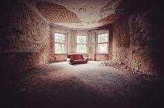 Heilstätte Grabowsee by Ronny Hanisch, via 500px