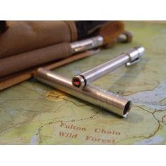 Survival Fire Piston Pen
