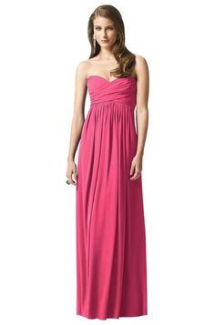 Dessy 2846 Bridesmaid Dress | Weddington Way