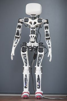Poppy: Open source 3D printed humanoid robots  #3dprinting  Please join our Social chat and have a look at our website regarding specials on 3d printed items and enjoy our training articles. http://www.3d-printing-sa.co.za