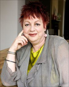 Jo Brand. Witty. Always a good hair day. How every woman really wants to dress.