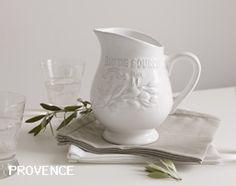 Provence Eau de Source Jug