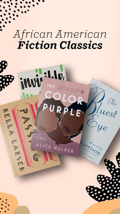 Find classic books by African-American authors that have resonated with readers around the world. These beloved books by literary giants such as James Baldwin, Octavia Butler, Ralph Ellison, Lorraine Hansberry, Langston Hughes, Bella Larsen, Toni Morrison, Jean Toomer and Alice Walker continue to shape the culture of America. #AmplifyBlackStories