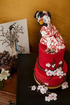 Equipe Eccellenze Italiane Cake Designer FIP - Christian Giardina | by International Federation Pastry