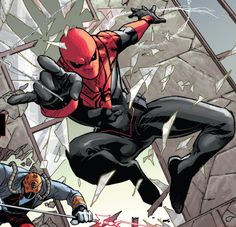 Assassin Spider-Man (Peter Parker, Earth 8351)