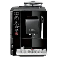 Espressor Bosch TES50129RW, 1600 W, 15 bar, 1.7 l, Negru