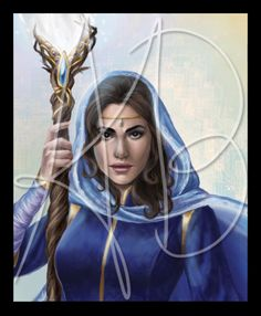 Moiraine Sedai - Wheel of Time