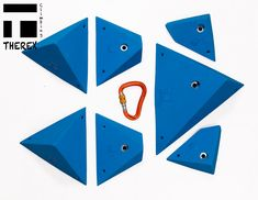 climbing holds, lezecké chyty, klettergriffe, presas de escalade Climbing Holds, Hold On