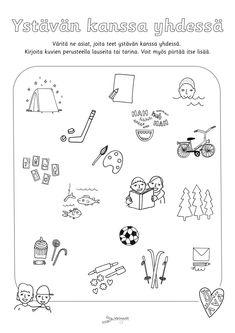 Kindergarten, Math Equations, Valentines, Kids, Valentine's Day Diy, Young Children, Boys, Valentines Day, Kindergartens