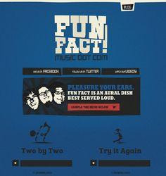 FUN FACT MUSIC DOT COM - MAKEOVER
