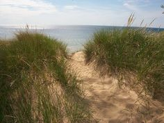 more Muskegon state park