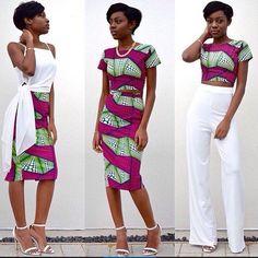 African Clothing 2016 summer dashiki sexy Women Sets top+skirt short sleeve dresses for women Ankara kitenge wax batik printing African Fashion Designers, African Inspired Fashion, African Dresses For Women, African Print Dresses, African Print Fashion, Africa Fashion, African Attire, African Wear, African Prints
