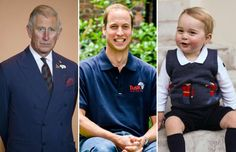 The UK's royal line of succession - REX/Tim Rooke; REX/Mike Lawn/ITV; Associated Press