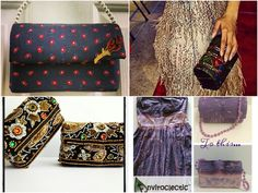 Enviroclectic Designs Clutch Purses
