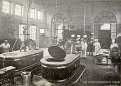 The Workhouse in St Pancras, London: Middlesex London History, British History, Liverpool History, History Of England, Victorian London, Victorian Era, Victorian History, Old Pictures, Old Photos