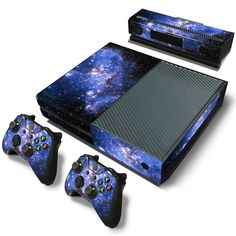 SPACE GALAXY - XBOX ONE PROTECTOR SKIN