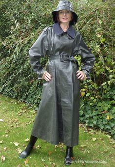 Raincoats For Women Long Sleeve Refferal: 7125578266 Raincoats For Women, Jackets For Women, Rubber Rain Jacket, Rain Fashion, Rubber Raincoats, Yellow Raincoat, Rain Gear, Pvc Coat, Weather Wear