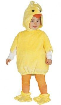 Disfraz de Pollo Lucas para bebé