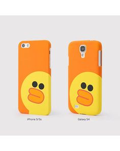 K2POP - LINE BRAND STORE OFFICIAL GOODS : SALLY PHONE CASE FOR GALAXY S4 OR IPHONE 5/ 5S