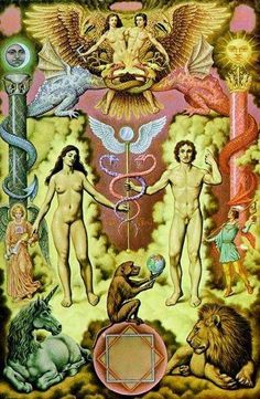 Twin Souls, Union of Opposites, Kundalini Awakening