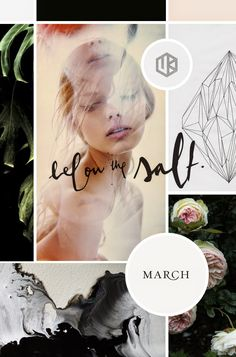 Cocorrina: PORTFOLIO mood board