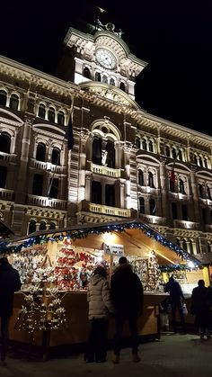 Trieste Christmas markets