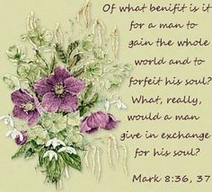 Something to ponder Christ In Me, Sisters In Christ, Bible Verse Art, Bible Scriptures, Holy Spirit Come, Gospel Of Mark, Sorry Cards, Love Is Not Enough, Praise And Worship
