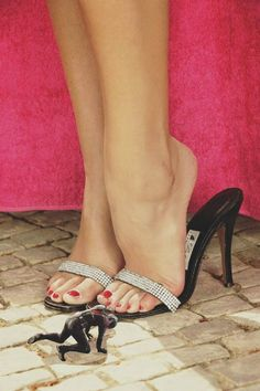 Sexy High Heels, Beautiful High Heels, Open Toe High Heels, Sexy Legs And Heels, Gorgeous Feet, Hot Heels, Sexy Zehen, Sexy Toes, Shoes