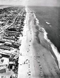 Daytona Beach, Florida, 1950's