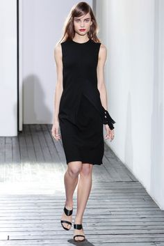 Chadwick Bell Spring 2014 Ready-to-Wear Collection Photos - Vogue