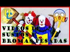 VIDEOS DE SUSTOS Y BROMAS PESADAS 2017