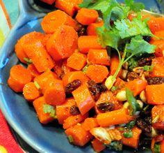 Morrocan carrot salad. #tapasandtagines #morroco #food