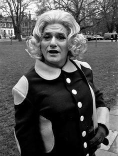 """Dick Emery. """"Oh you are awful....but I like you."""" Loved his show in the 70's."""