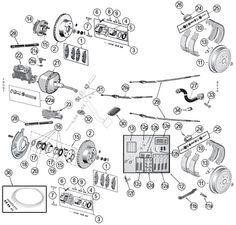 Jeep Grand Cherokee Brake Diagram
